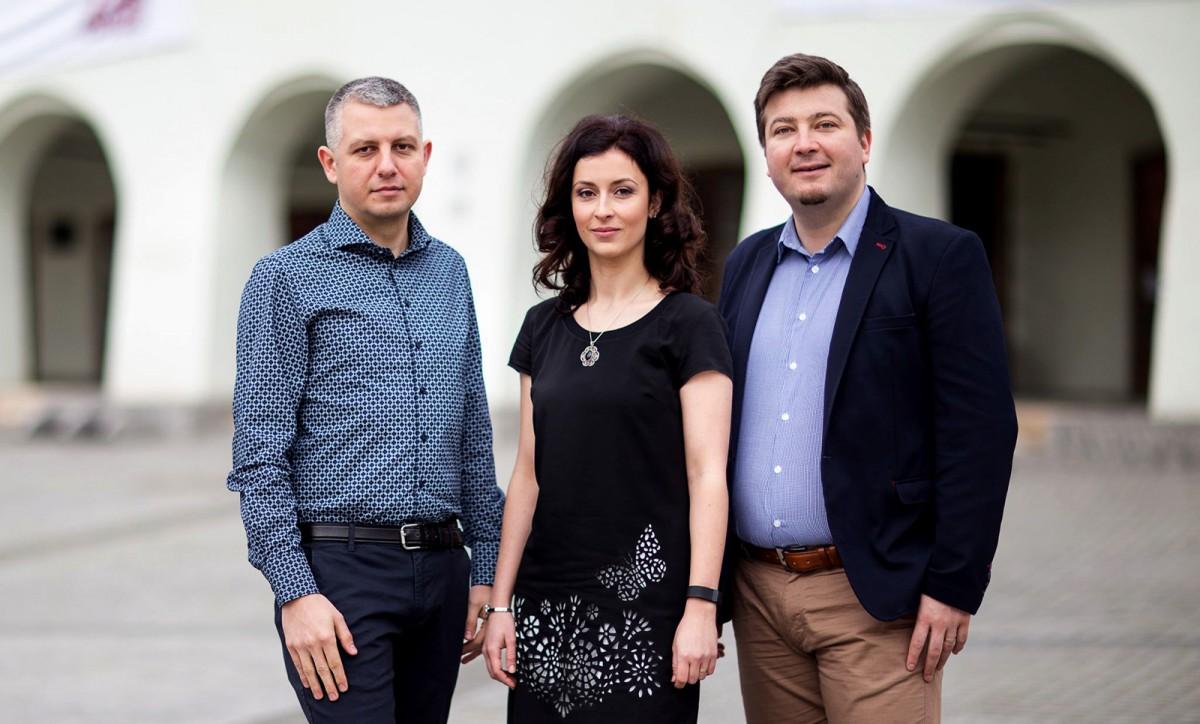 Radu Hasan, Ioana Hasan, Mircea Căpățînă