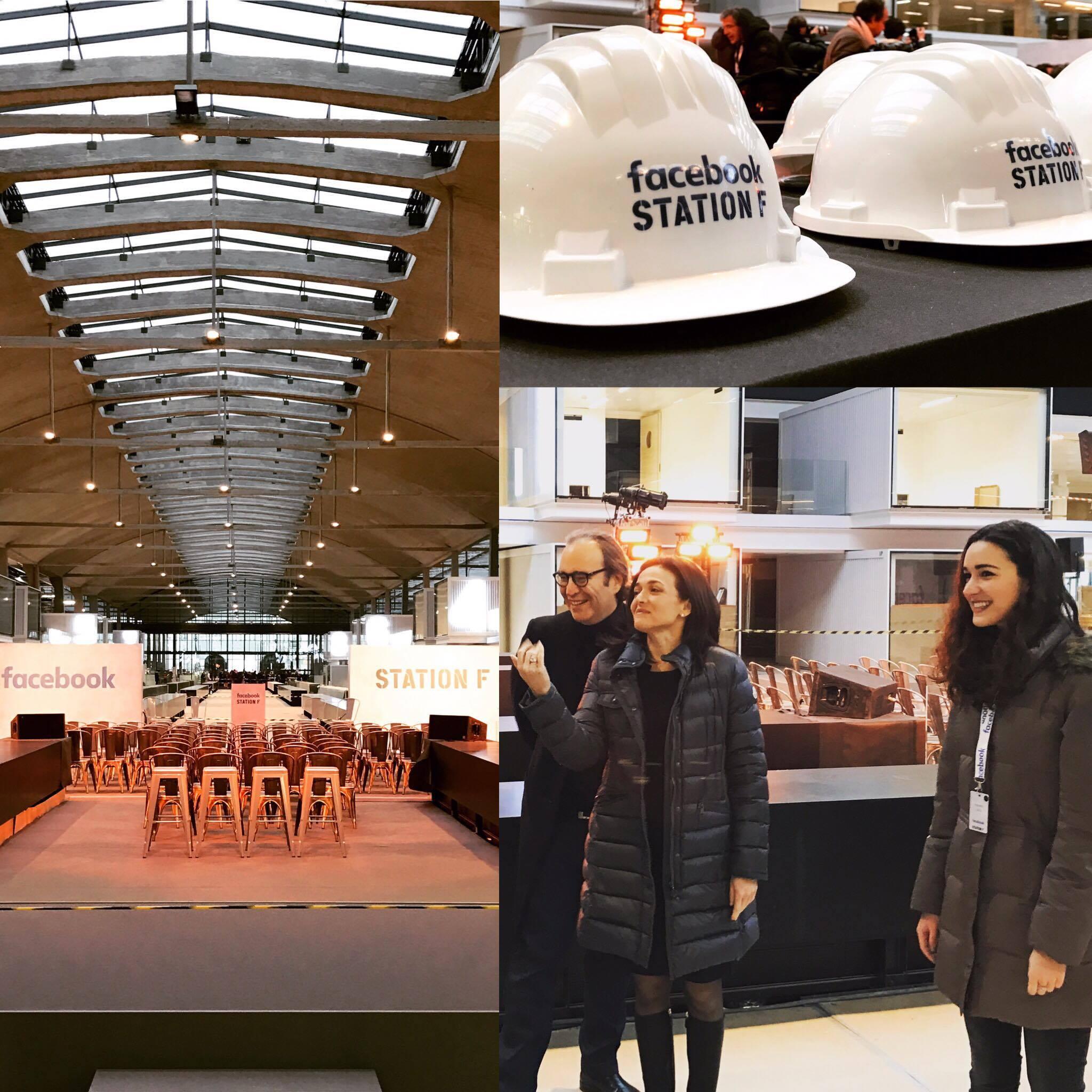 facebook startup garage paris franta incubator sheryl sandberg