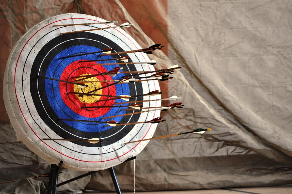 ares archery tir cu arcul bucuresti