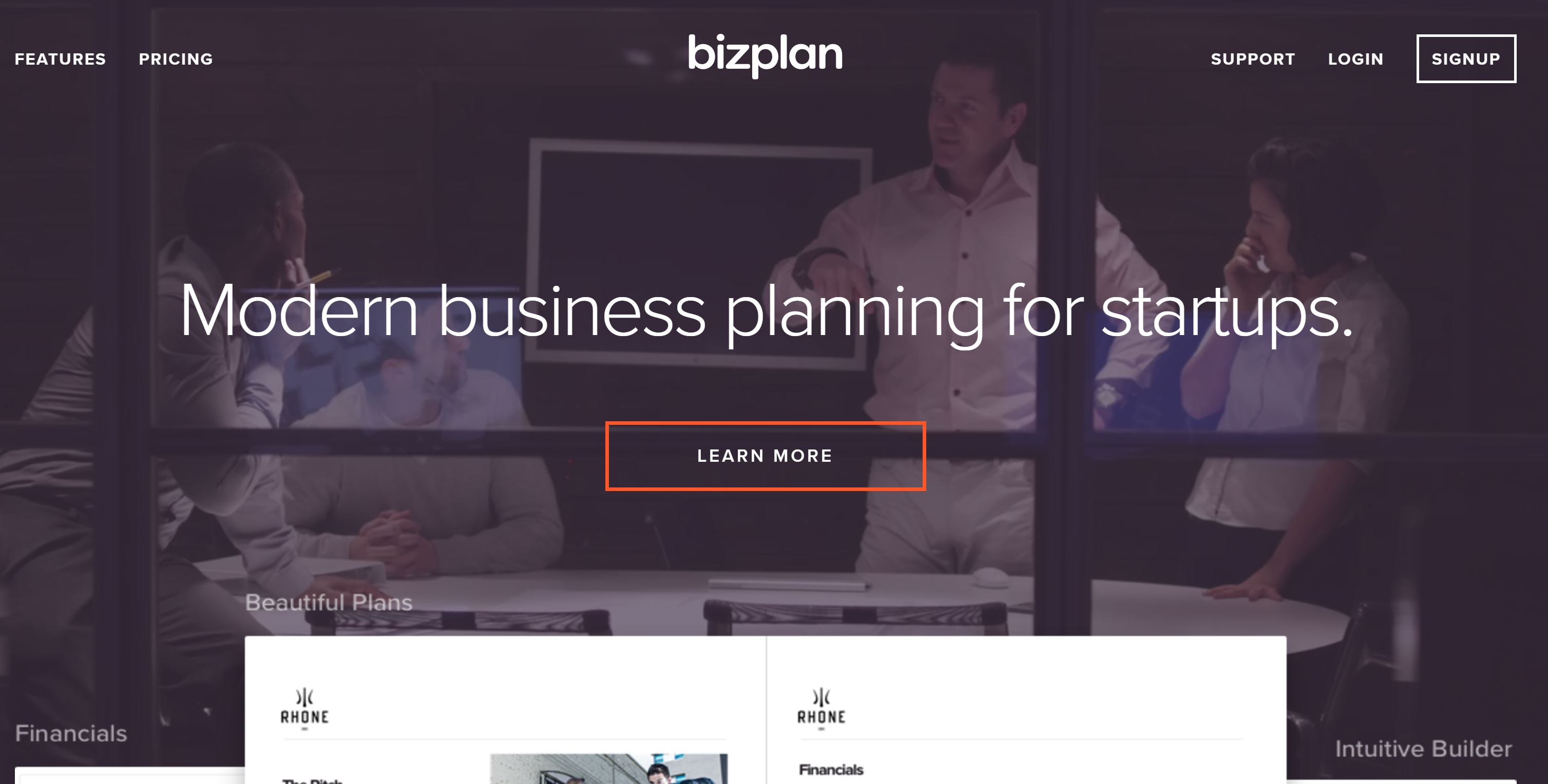 business plan bizplan startup crearea plan