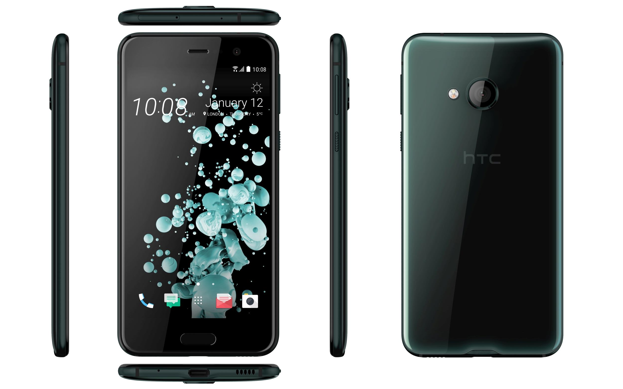 htc u ultra smartphone tech gadget HTC U Ultra_Sapphire Blue