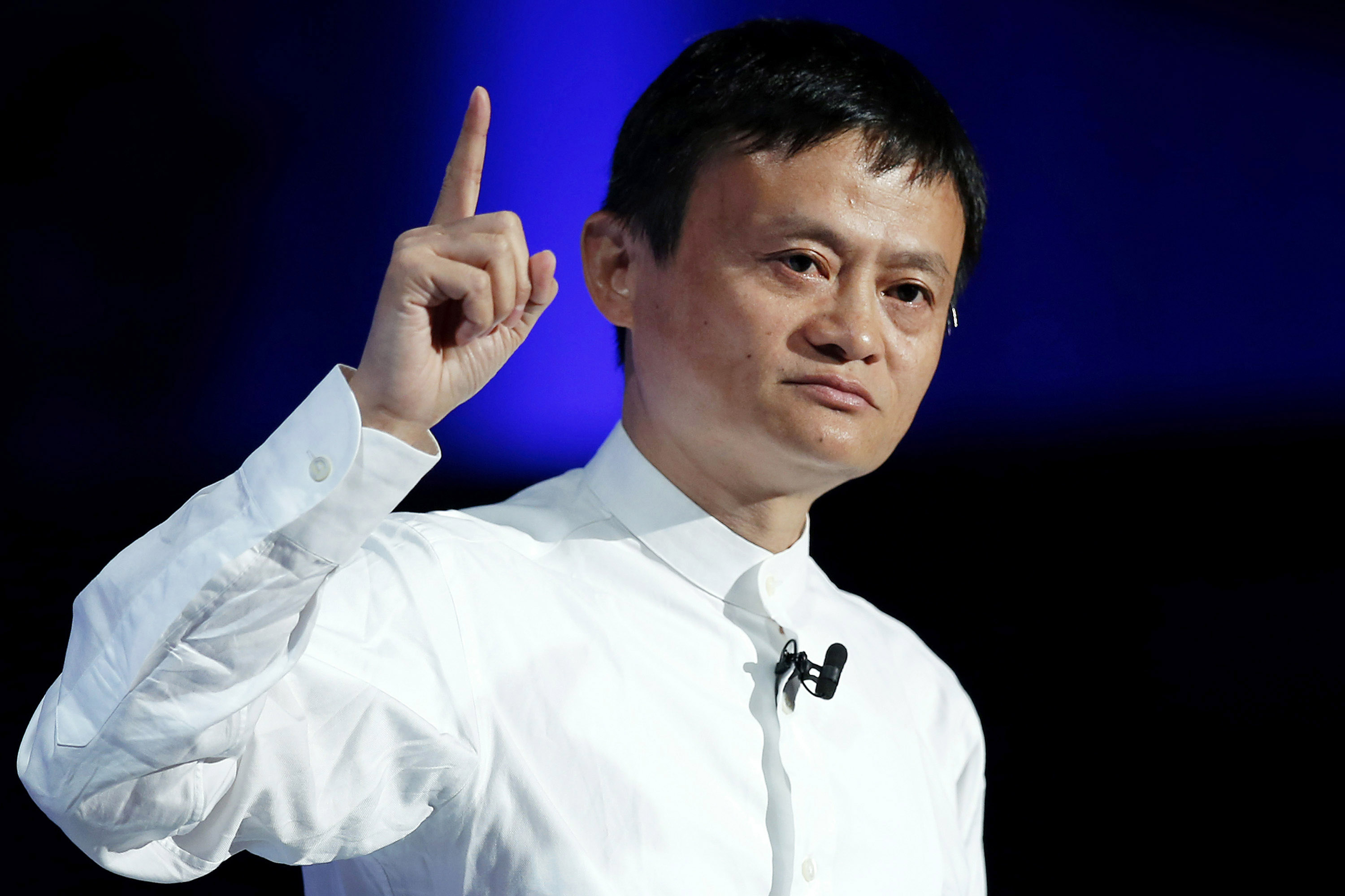 Jack Ma alibaba ant financial