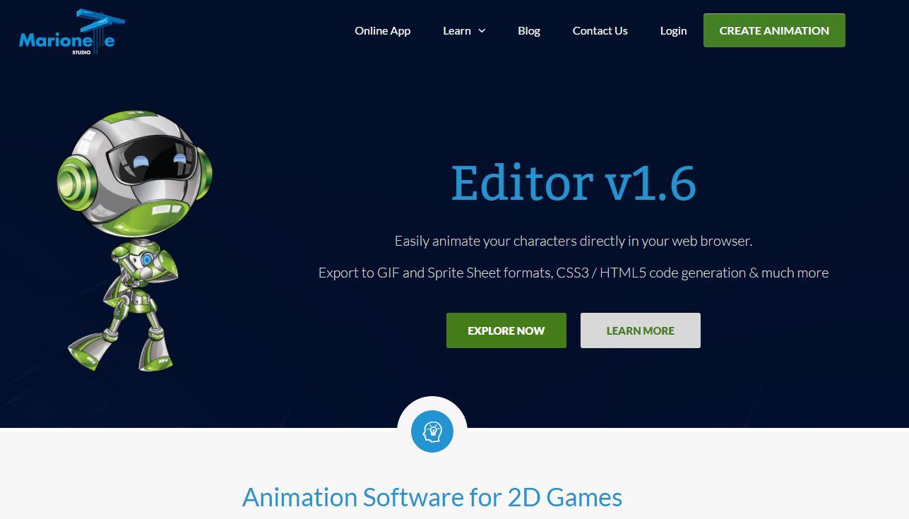 Marionette Studio 2D Rendering Gaming Iasi Startup