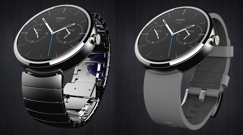 moto 360 motorola smartwatch wearables