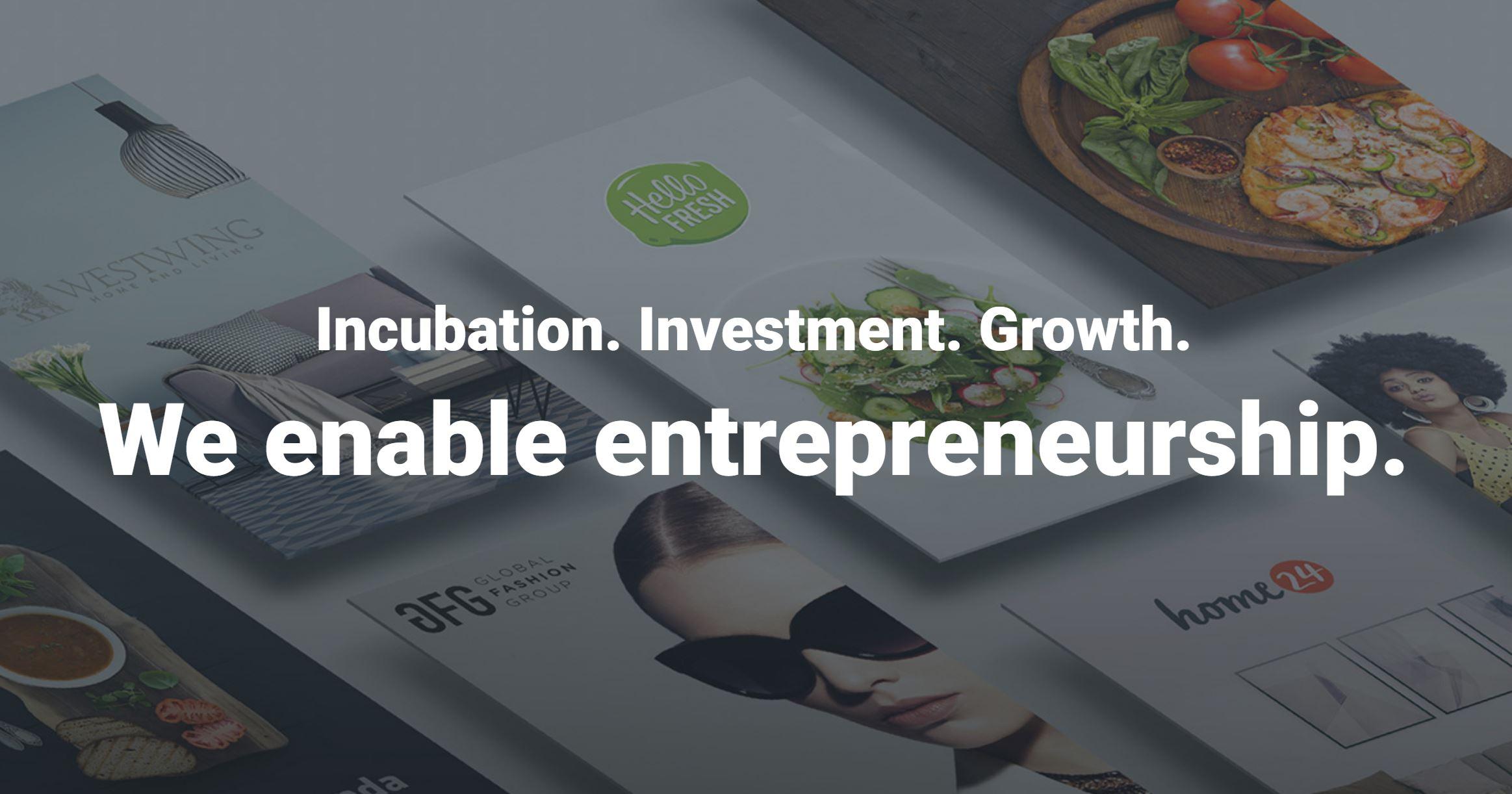 rocket internet investitie fond de investitii
