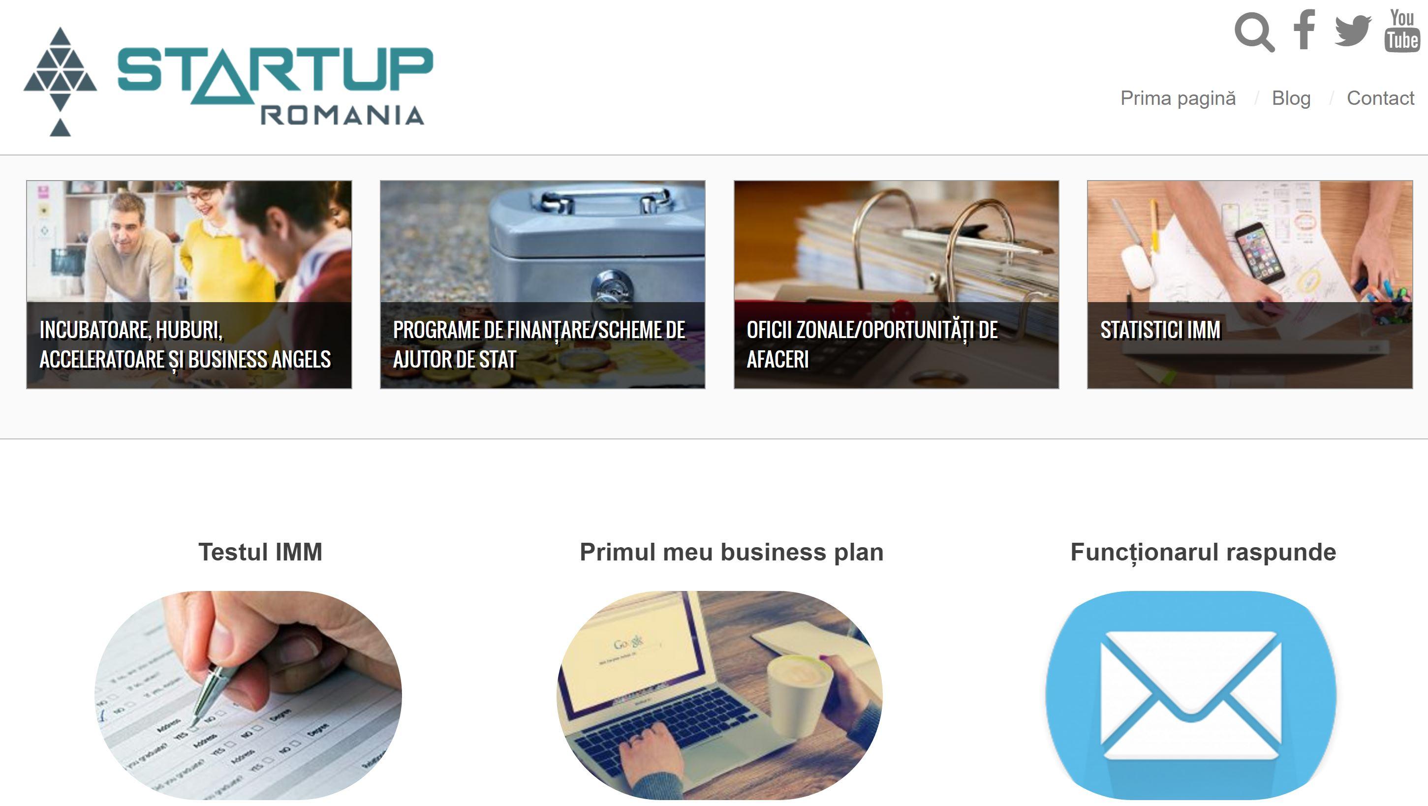 Antreprenoriat antreprenor startup