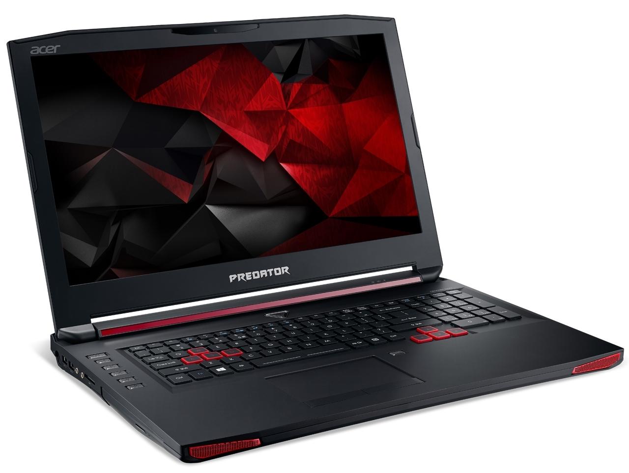 acer predator laptop gaming
