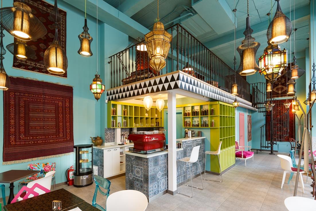 fundatia policlinici sociale regina maria cafeneaua Sheida©Filip Gabriel