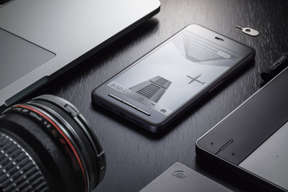 device gadget camera smartphone laptop