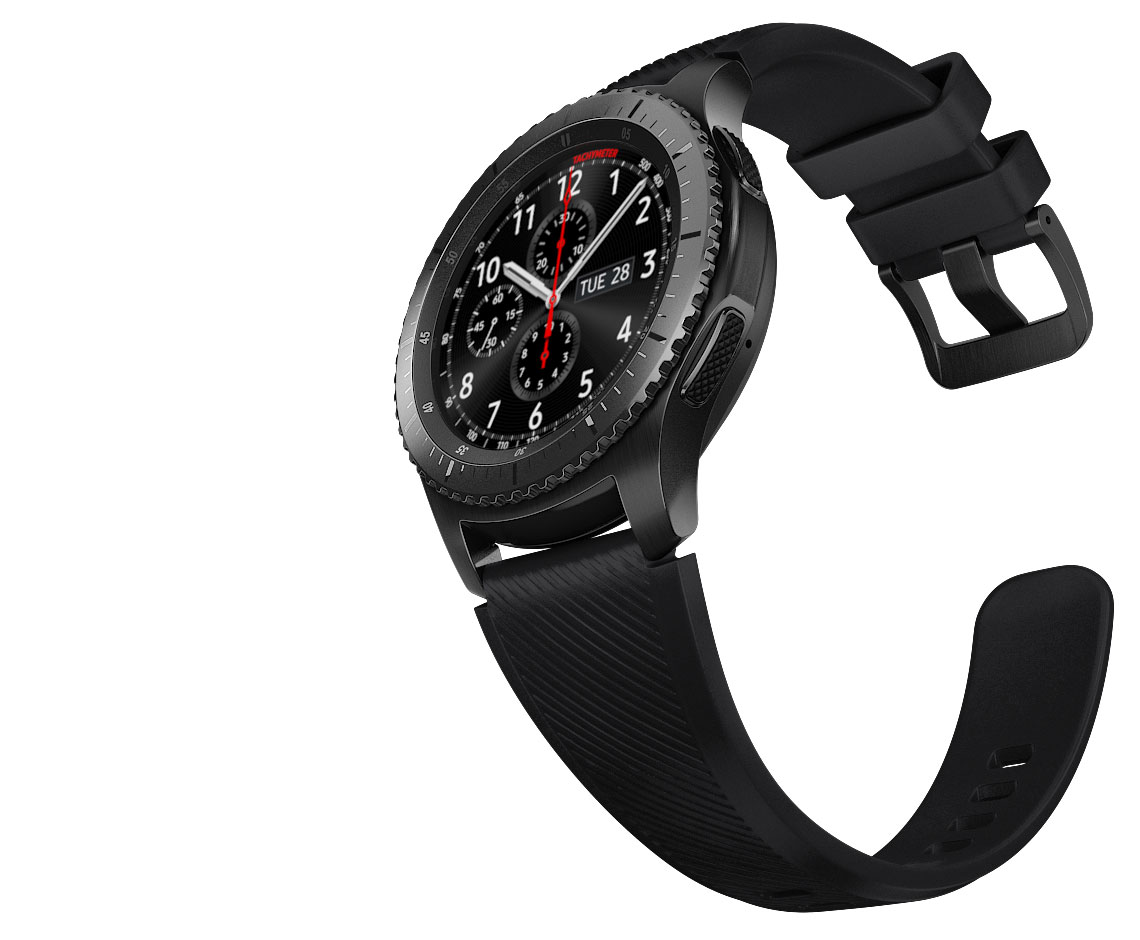 smartwatch samsung gear s3 wearables