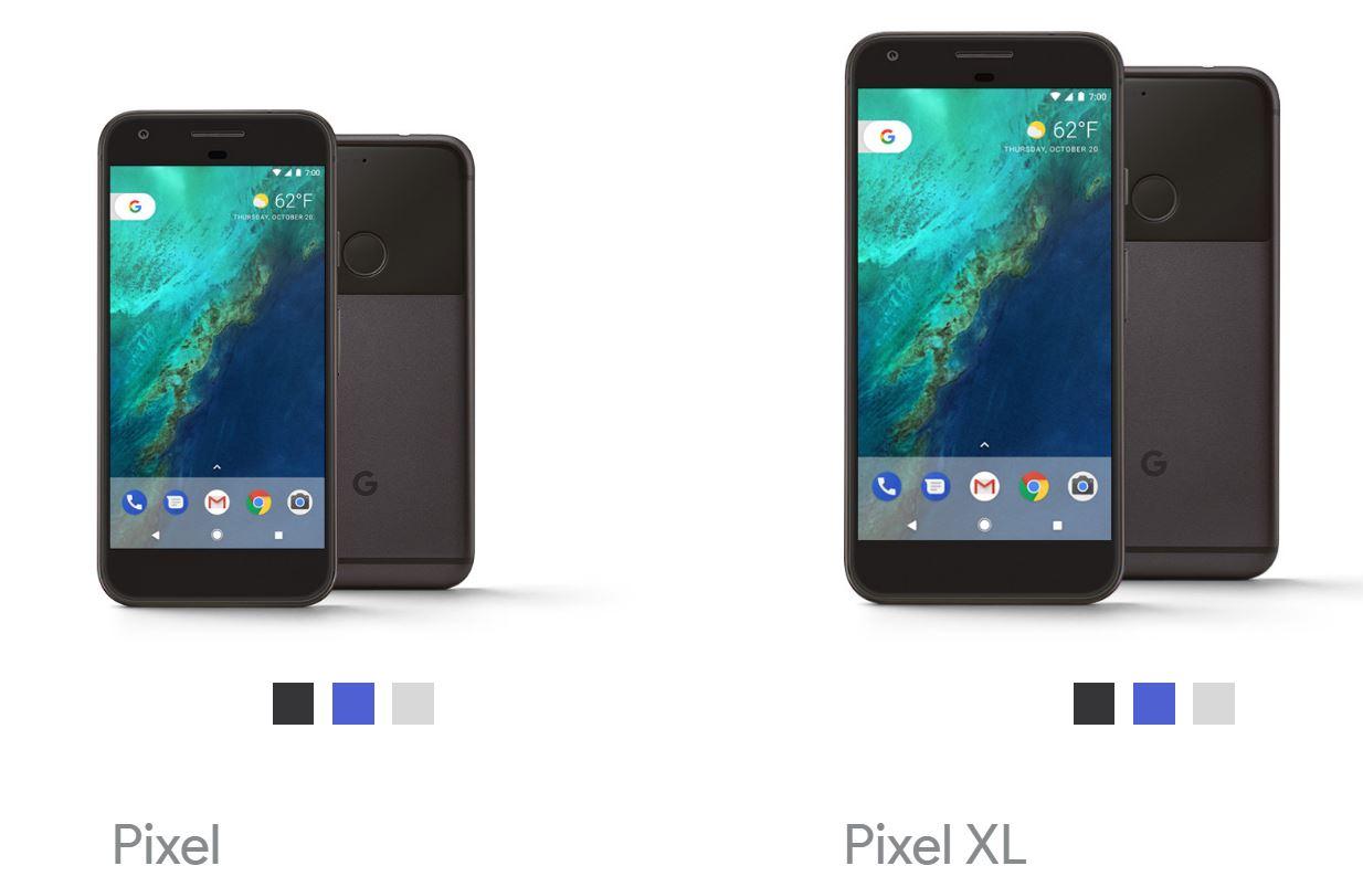 google pixel smartphone pixel xl