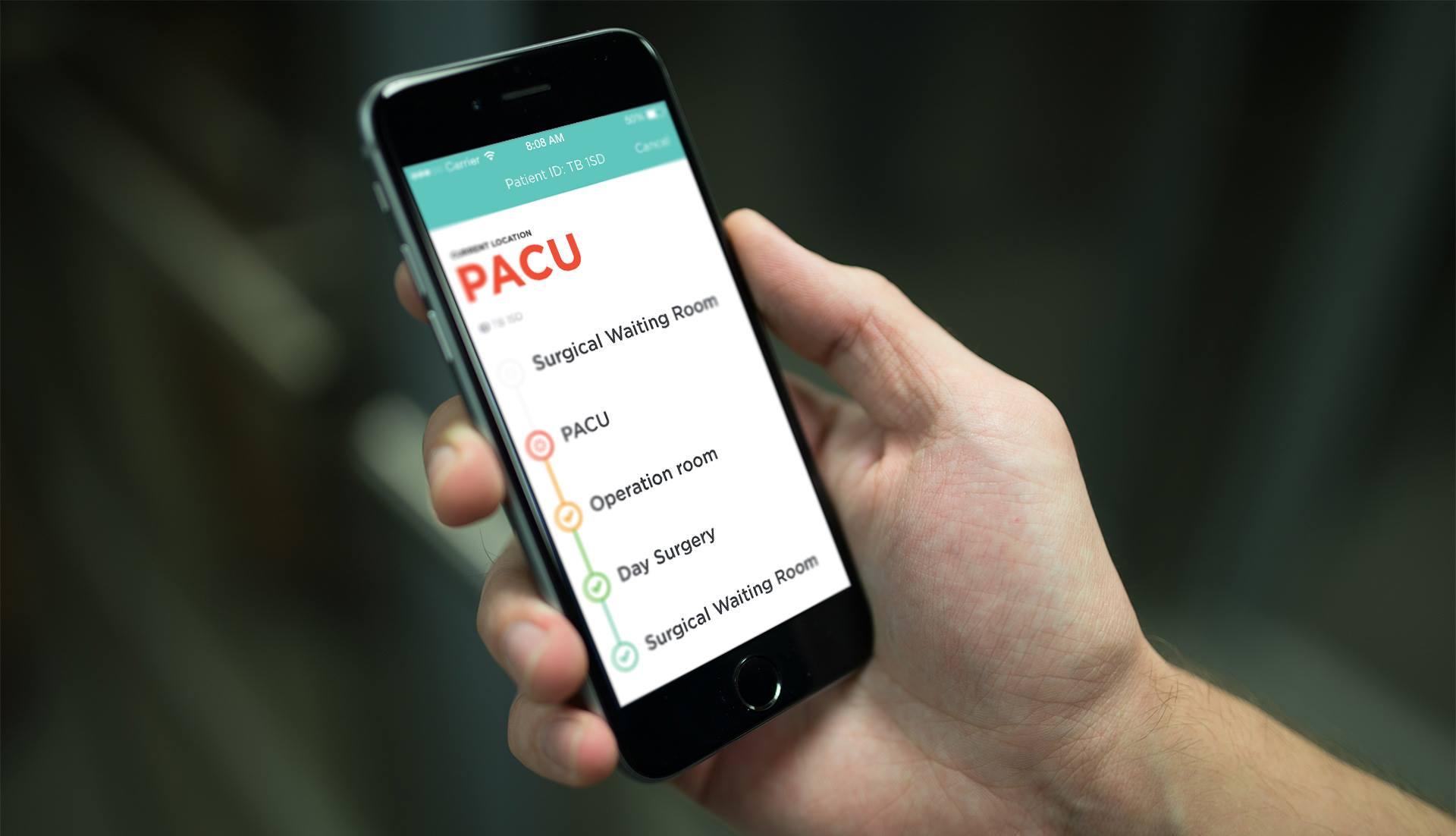 intelligent locations tracker qualitance startup medical