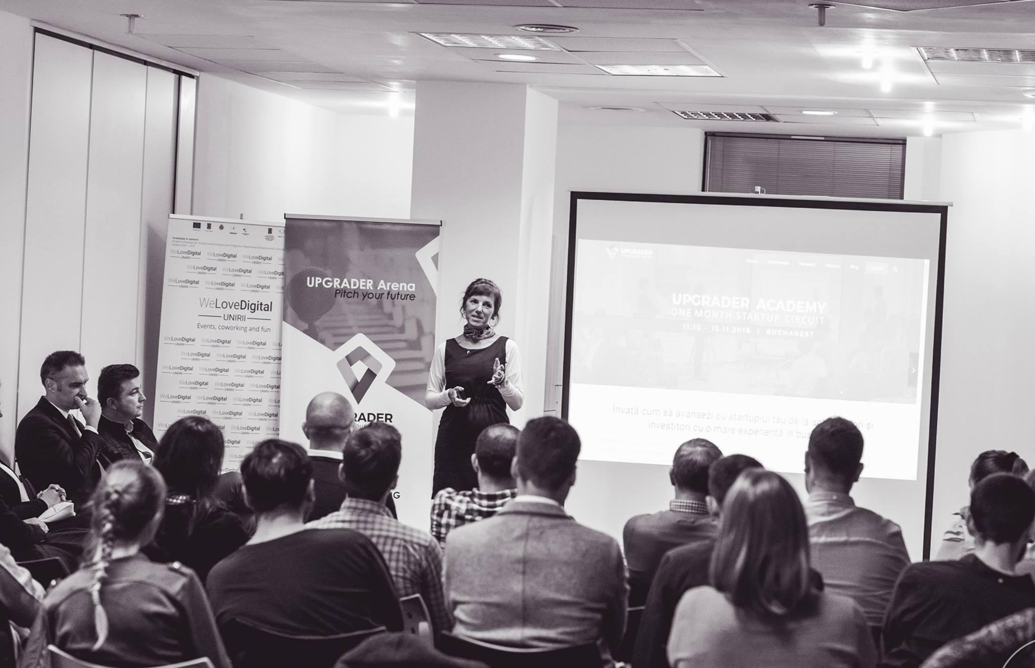 upgrader academy antreprenor startup
