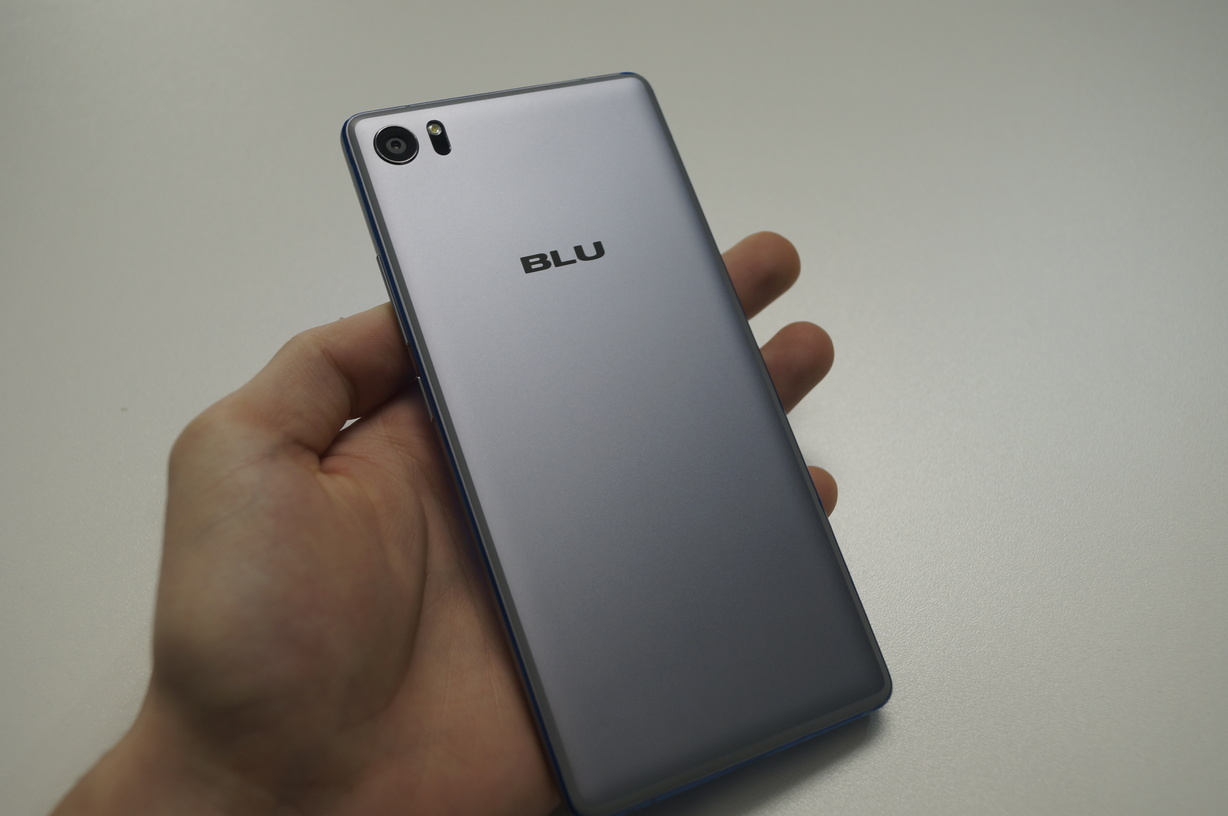 BLU Pure XR smartphone Android quickmobile