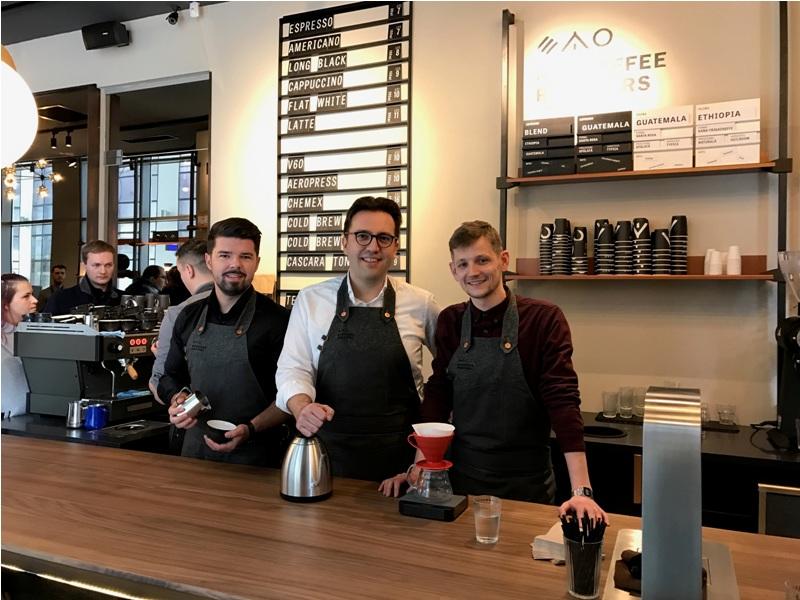 Narcoffee Roasters cafenele bucuresti cluj