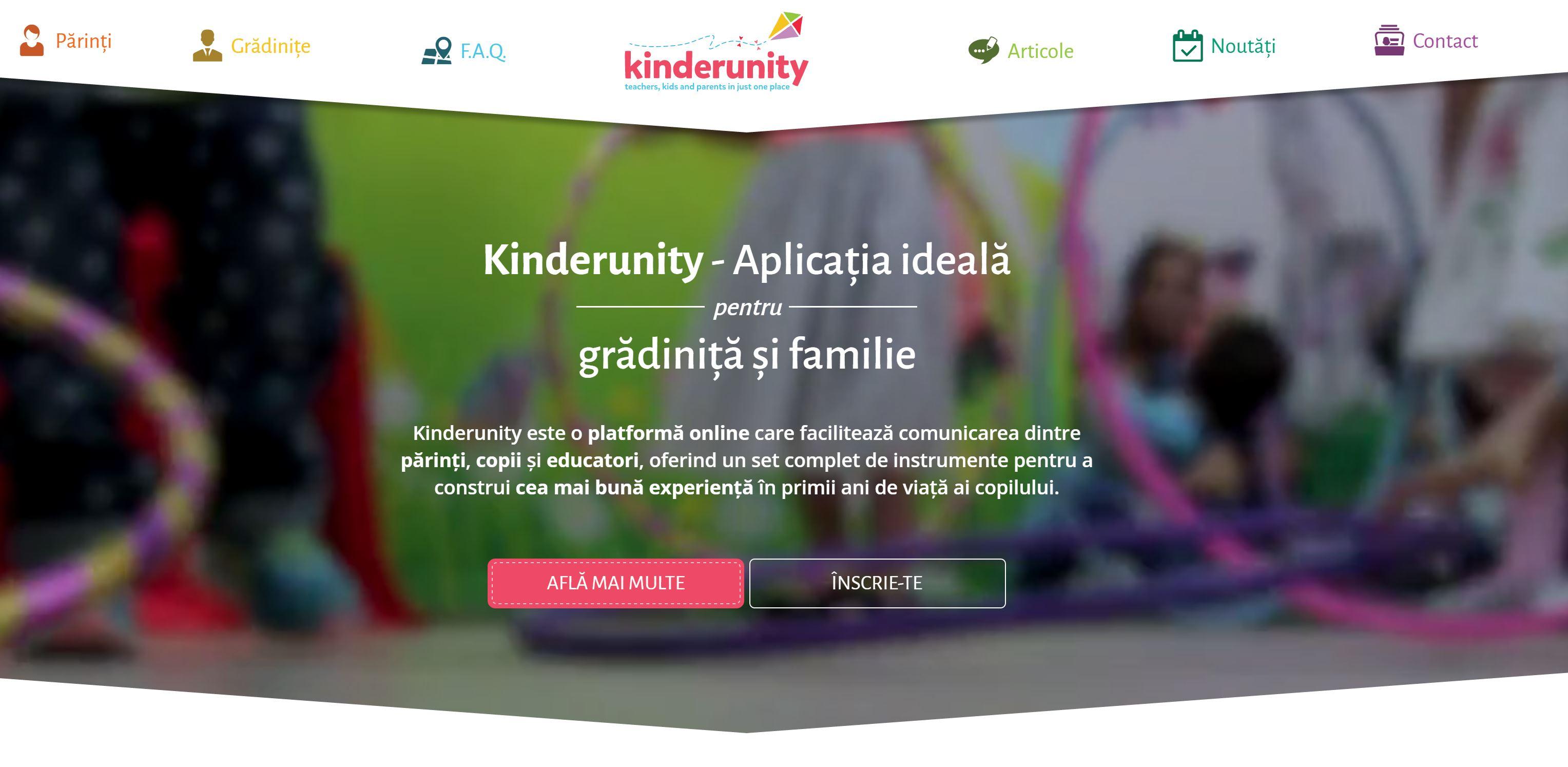 Kinderunity gradinita
