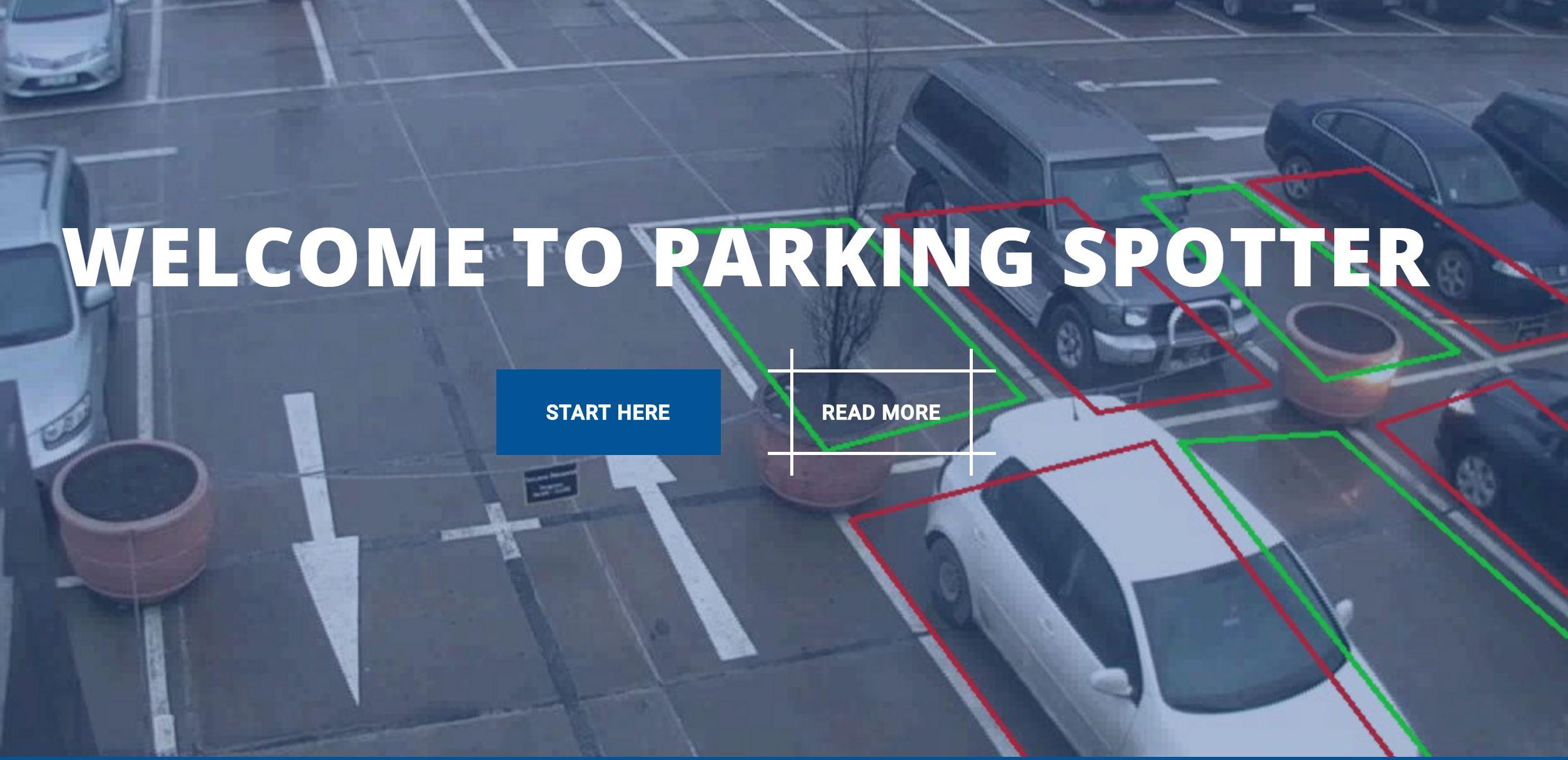 parking spotter san antonio milestone startup