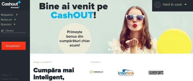 cashout tranzactie bonusway romania internet corp