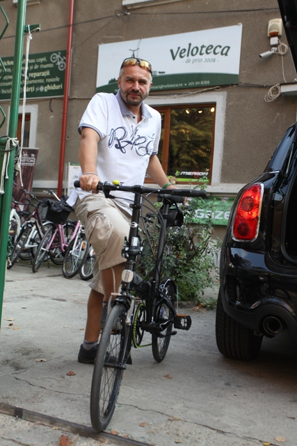 george culda veloteca magazin biciclete bucuresti