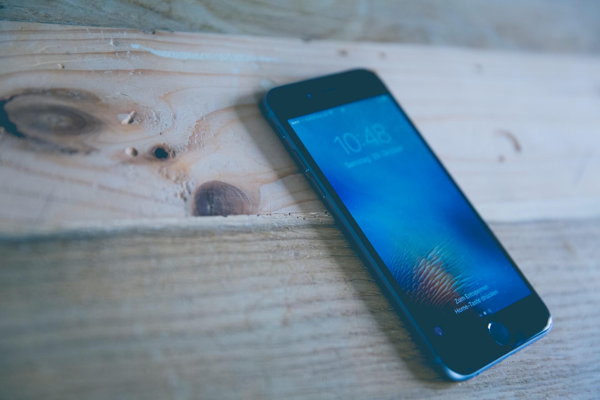 telefon mobile startup iphone