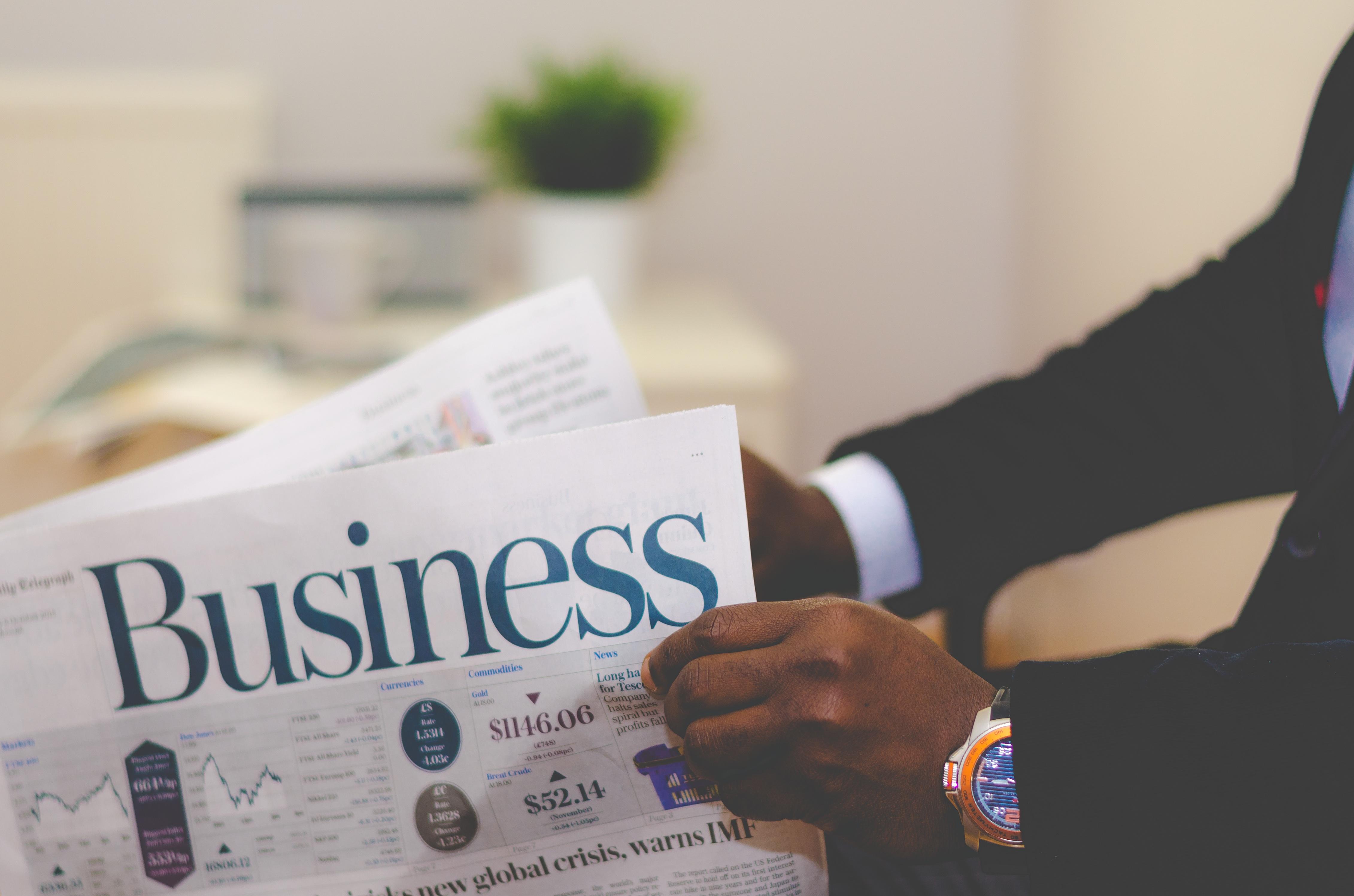 business ziar startup