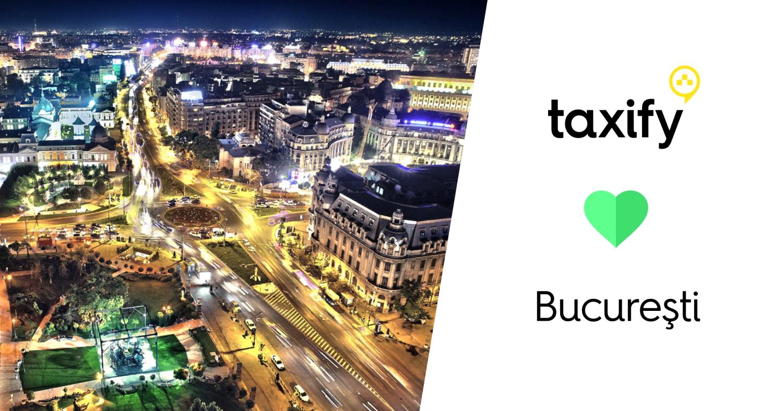 taxify bucuresti proteste