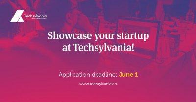 Startup-urile sunt invitate să-și expună proiectele la Techsylvania