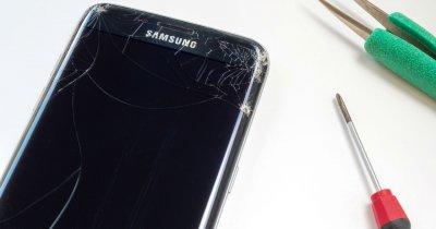 Samsung lansează o poliță de asigurare pentru repararea dispozitivelor