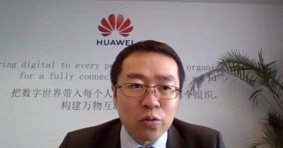"""George Zhang, Huawei: Suntem oricând deschiși să semnăm un acord """"no-backdoor"""""""